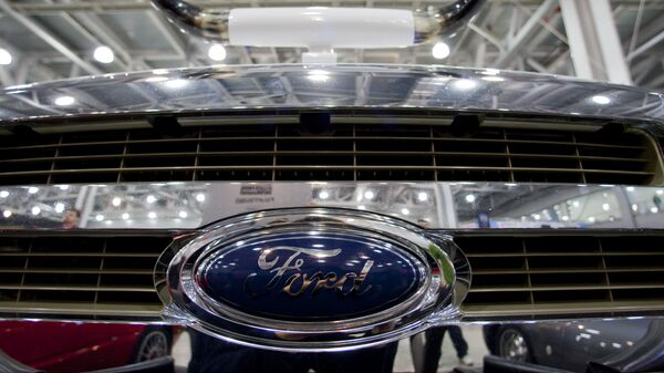 Автомобиль Ford. Архив
