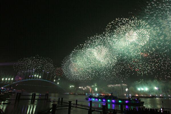 Открытие Всемирной выставки ЭКСПО-2010 в Шанхае