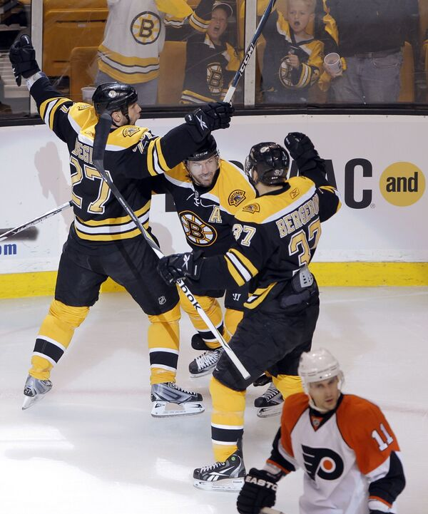 Игроки Бостона