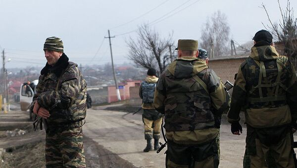 Сотрудники правоохранительных органов, Назрань. Архивное фото