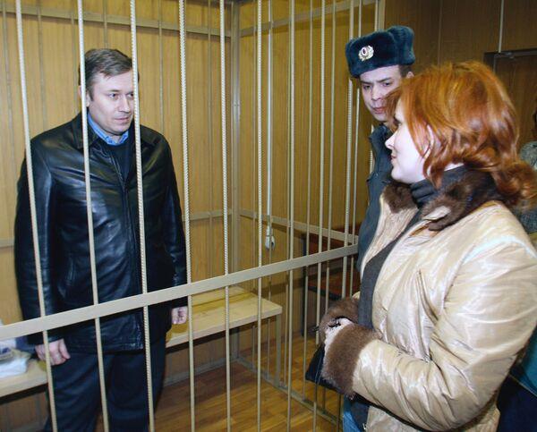 Псевдоцелитель Г.Грабовой в Таганском суде г.Москвы
