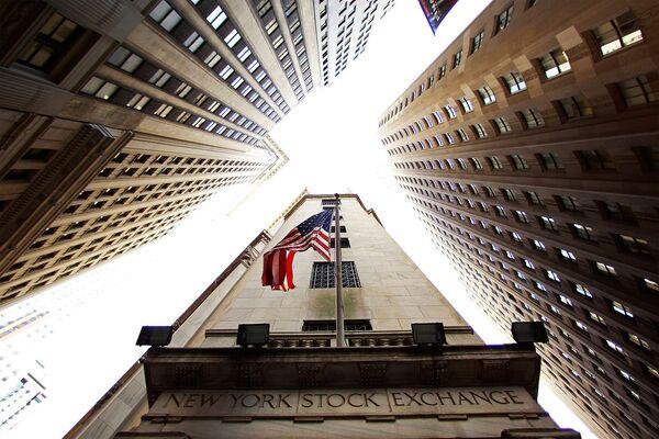 Нью-Йоркская фондавая биржа