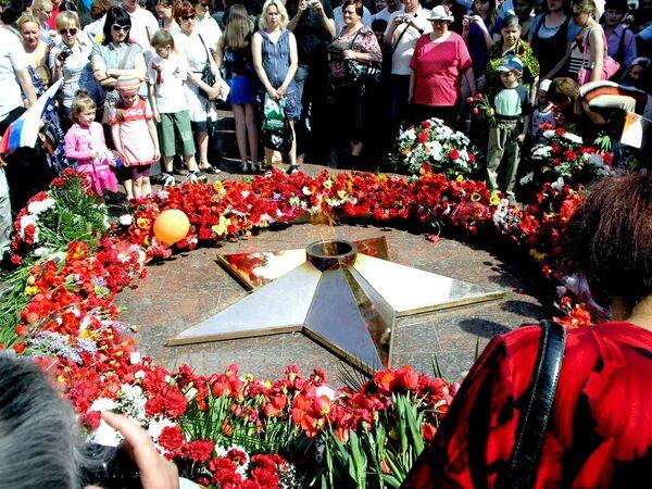 День Победы в Тольятти