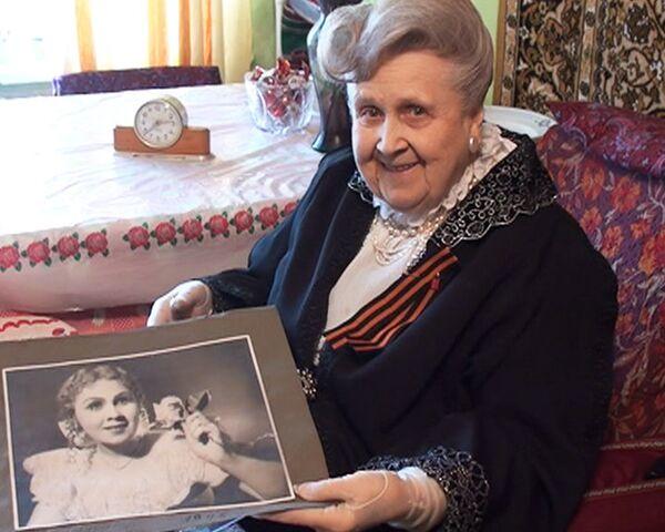 Прима Новосибирского театра помнит каждую роль спустя 65 лет