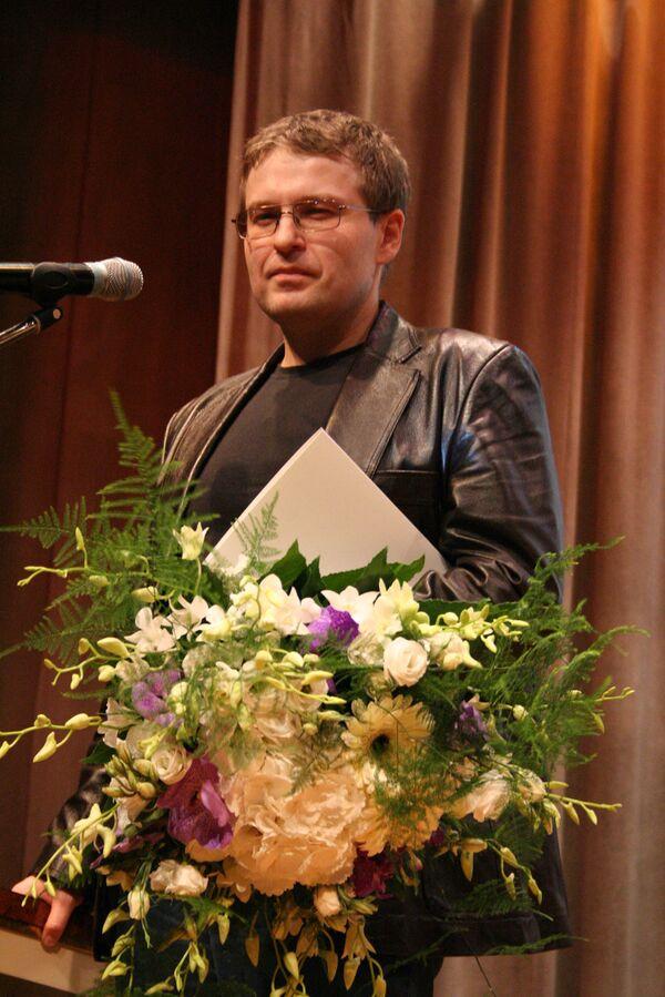 Награждение призеров 2-го Международного конкурса имени Сергея Михалкова на лучшее художественное произведение для подростков
