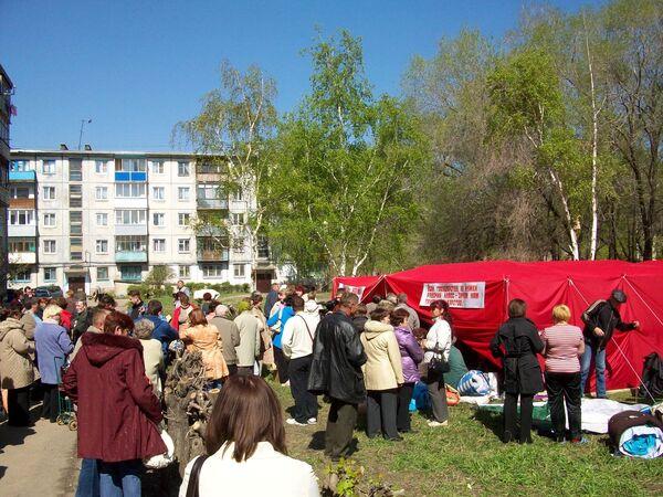 Ситуация в Рубцовске