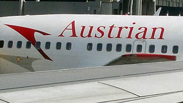 Австрийские авиалинии. Архивное фото