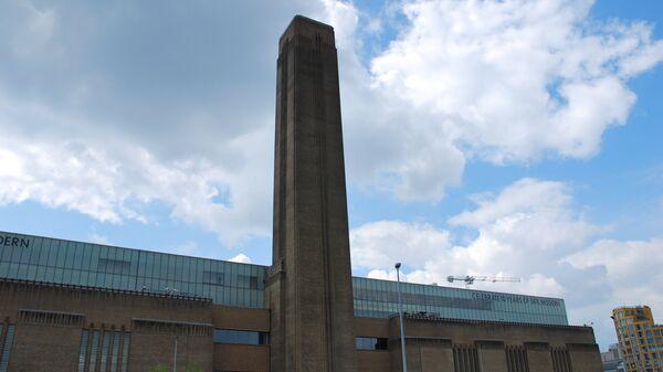 Галерея современного искусства Tate Modern в Лондоне