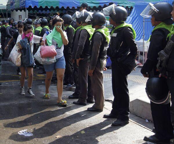 Ситуация в Таиланде