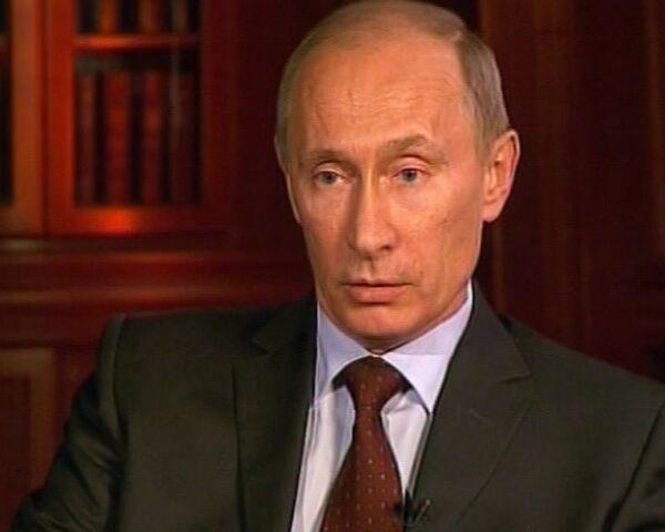 Россия не стремится вмешиваться во внутреннюю политику Грузии – Путин