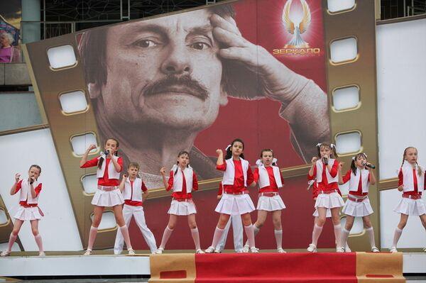 Открытие IV Международного кинофестиваля имени Андрея Тарковского Зеркало
