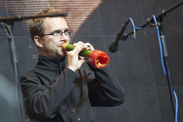 Овощной концерт
