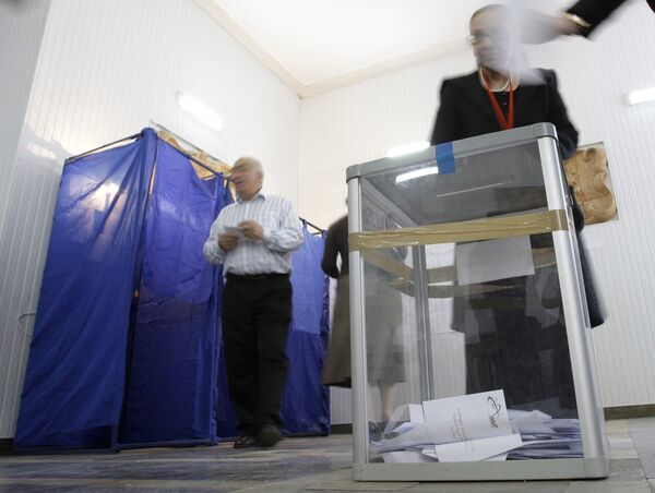Выборы в Грузии 30 мая 2010