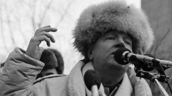 Поэт Андрей Вознесенский