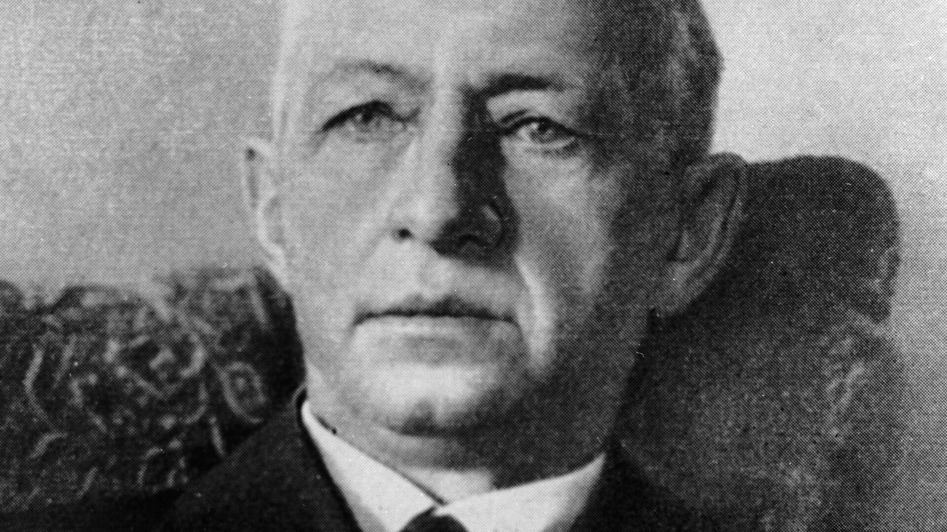 Иван Бунин - РИА Новости, 1920, 09.10.2020