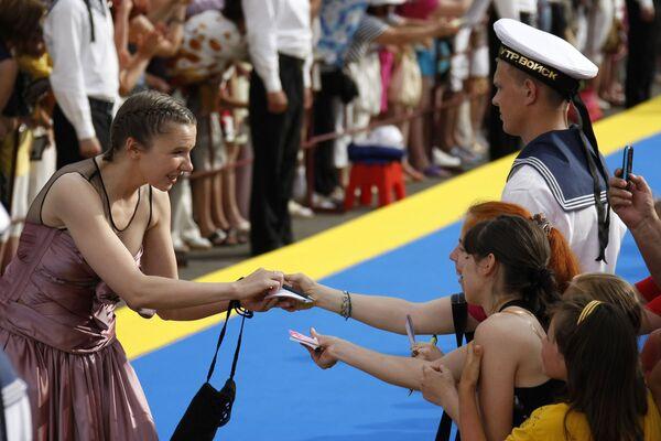 21-й открытый Российский кинофестиваль «Кинотавр» стартовал в Сочи