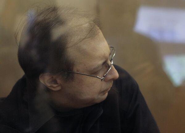 Судебный процесс по делу бывшего милиционера Анатолия Маурина. Архив