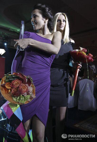 Церемония топ 100 самых сексуальных женщин планеты 2010