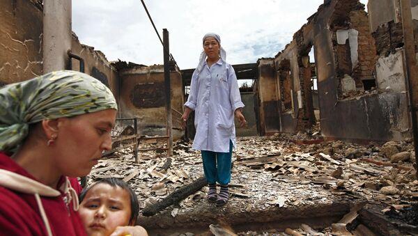 События в Киргизии привлекли пристальное внимание во всем мире