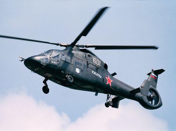 Вертолет Ка-60. Архив
