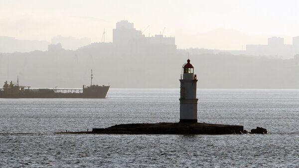 Амурский залив. Архивное фото