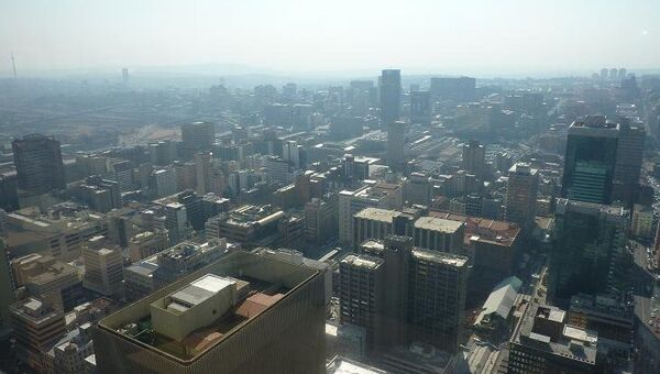 Йоханнесбург, архивное фото