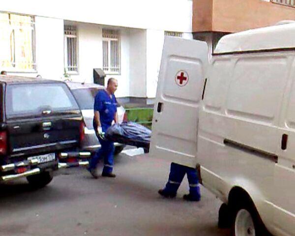 Тележурналист Дмитрий Оккерт убит в Москве. Видео с места ЧП