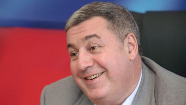 Основатель Русснефти Гуцериев избран ее президентом