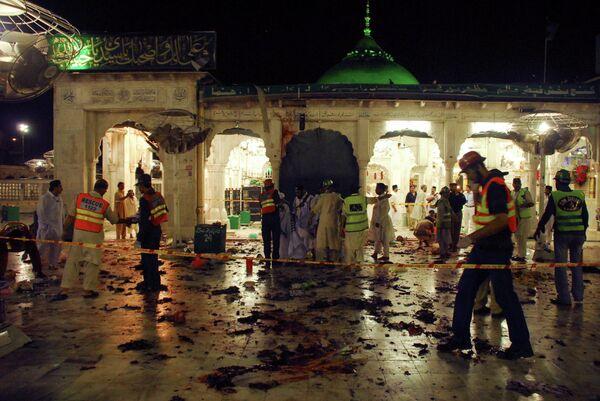 Теракт в пакистанском Лахоре