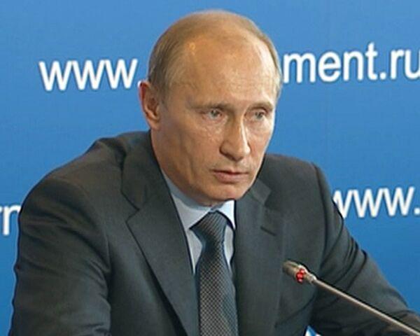 Путин призвал бизнес вкладываться в единство страны в аэропортах