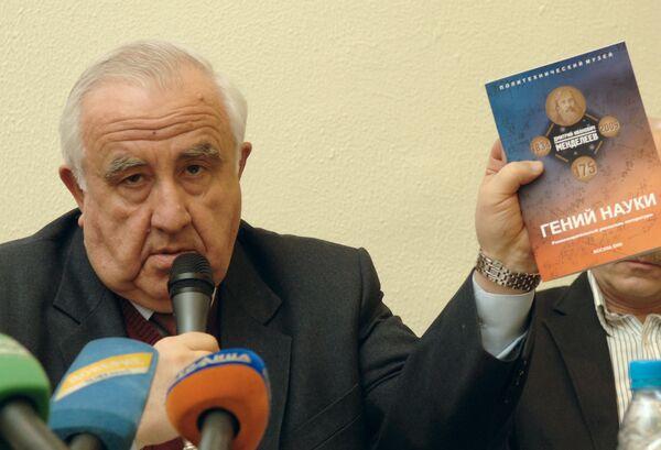Экс-директор Политехнического музея Гурген Григорян