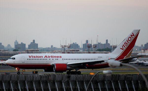 Самолет, на котором 10 россиян, обвиняемых в шпионаже, вернутся в Россию