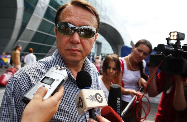Пианист Михаил Плетнев прилетел из Таиланда в Москву
