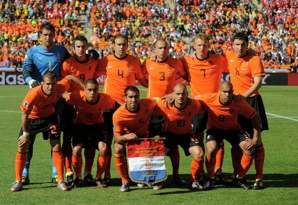 Сборная Голландии по футболу