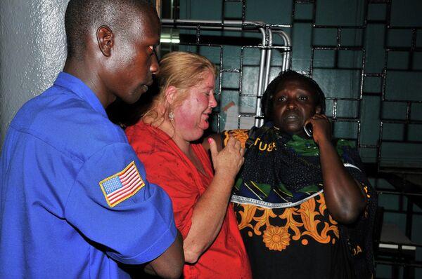 Взрывы в Уганде 12 июля 2010 года