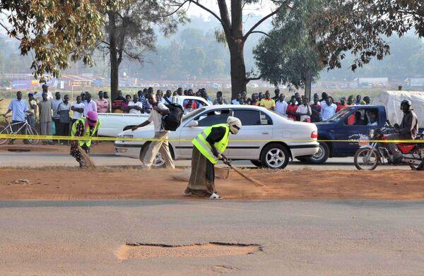 Взрывы в Уганде 12 июля 2010 г.