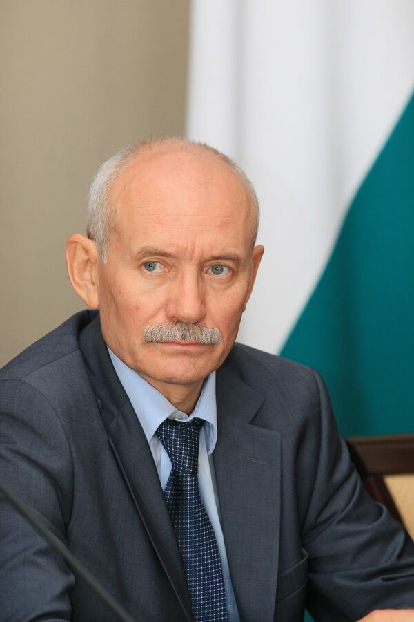Президент Башкирии Рустэм Хамитов. Архив