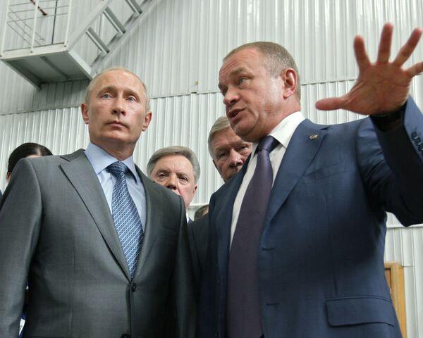 Путину показали космос завтрашнего дня