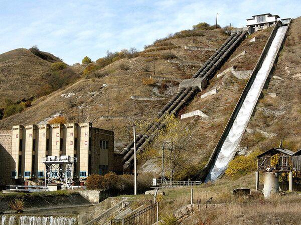 Баксанская ГЭС