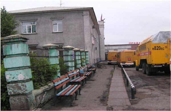 Вспышка метана на шахте Красногорская