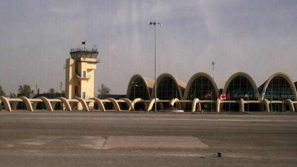 Аэродром Ариана города Кандагар. Архивное фото