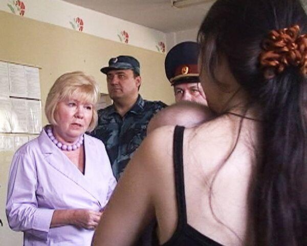 СИЗО №6 посетили ревизоры из общественного совета