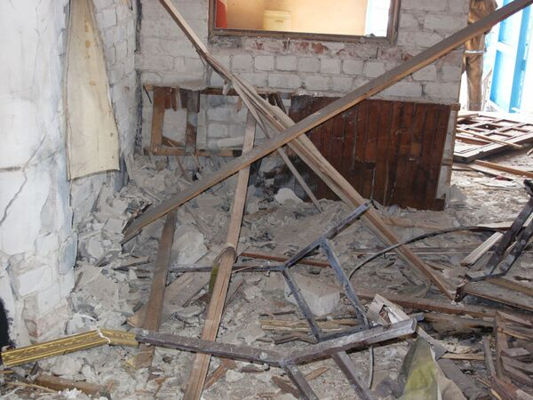 Взрыв в Свято-Покровском храме в Запорожье