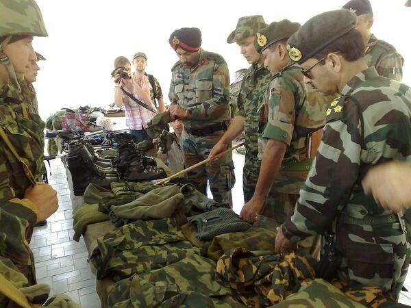 Индийские военные. Архив