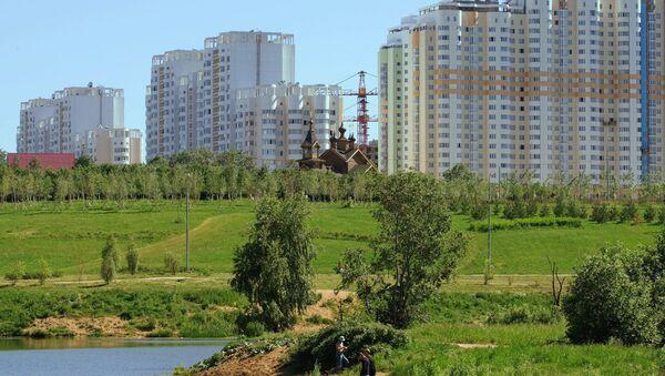 Новостройки в Москве. Архив