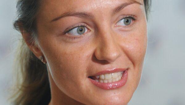 Анастасия Давыдова. Архивное фото