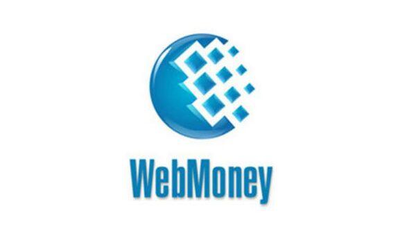 Логотип платежной системы WebMoney. Архивное фото