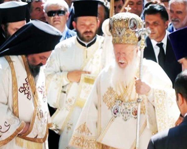 Православный монастырь в Турции впервые за сто лет принял паломников