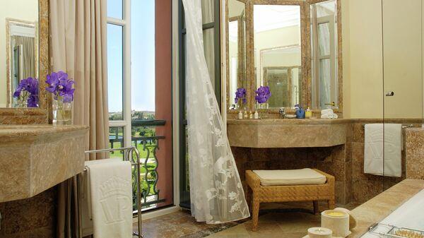 Отель Villa Padierna, в котором останавливалась Мишель Обама в Испании