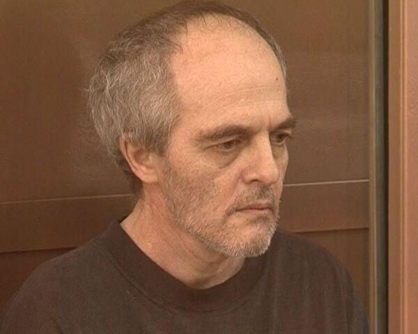 Меркинд осужден на 20 лет колонии за убийство жены и детей